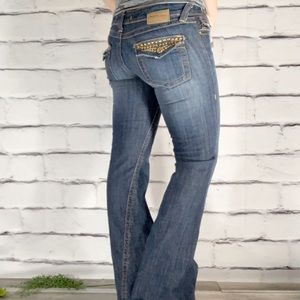 {Vigoss} boot cut jeans